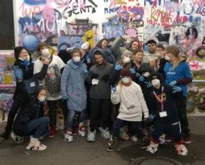 Die Schülerinnenschule-Filmklasse am Youki 2018